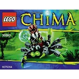 LEGO Legends of Chima Spider Crawler [30263] - Building Set Fantasy / Sci-Fi